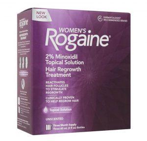 Tratamento Para Mulheres Minoxidil Rogaine