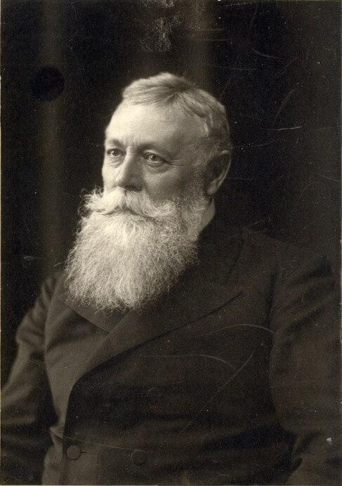 barba nos anos 1800 a 1900