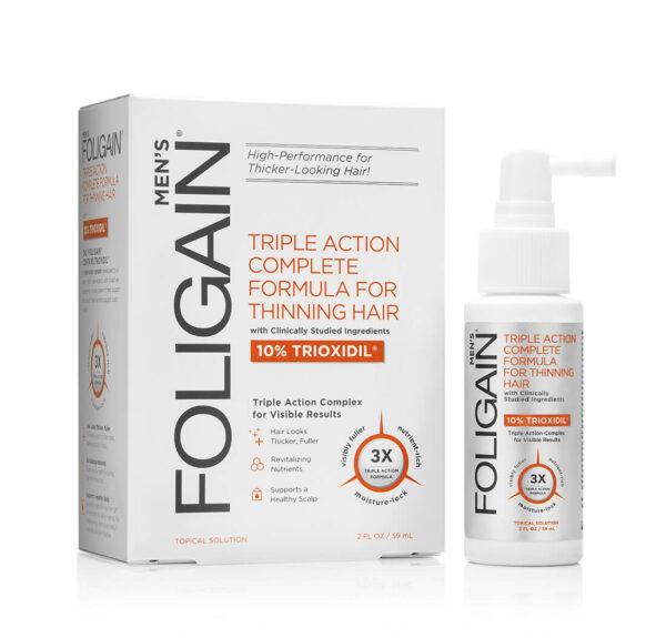 trioxidil foligain 10% 59 mL
