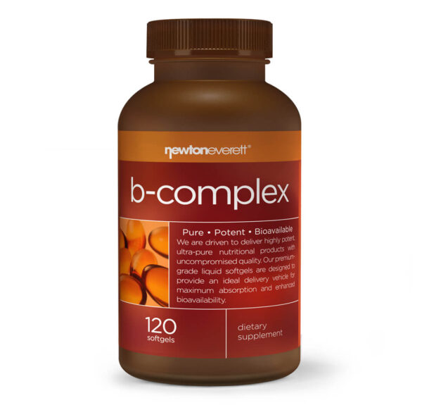 vitamina complexo b newton everett nutraceuticals
