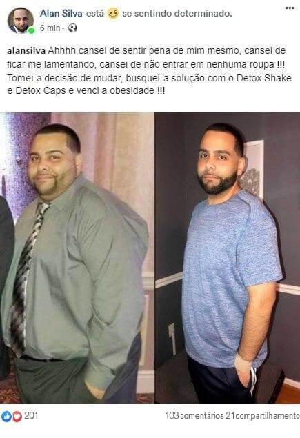 Shake Detox Bula